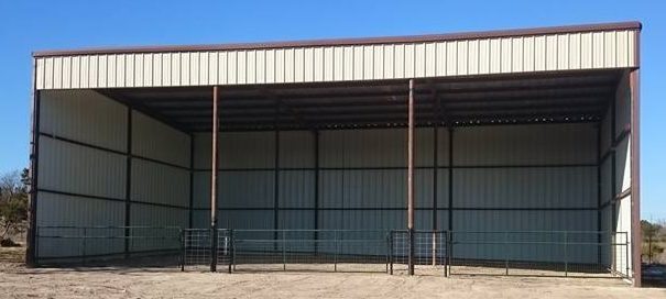 Custom Metal Pole Barn